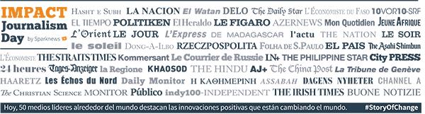 Participantes Periodismo de Impacto